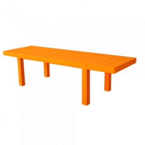 Jut Mesa 280 Vondom table design orange