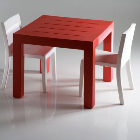 Jut Mesa 90 Vondom table haute Design