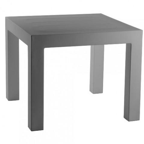 Jut Mesa 90 Vondom table haute Design gris