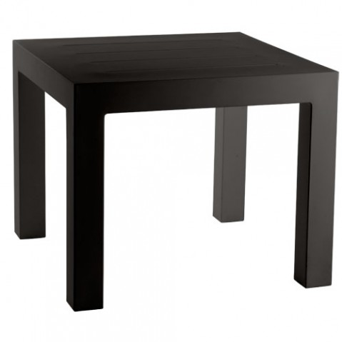 Jut Mesa 90 Vondom table haute Design noir
