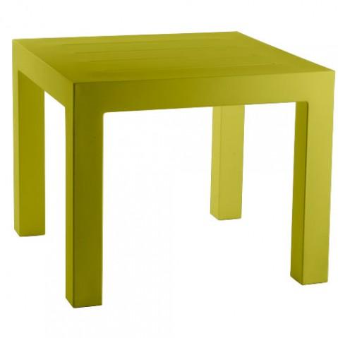 Jut Mesa 90 Vondom table haute Design vert