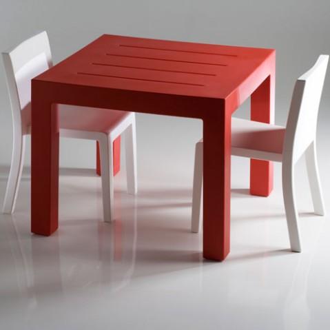 chaise jut vondom prune