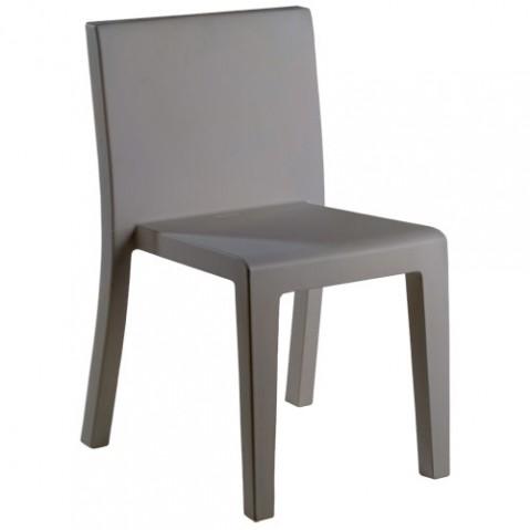 Jut Silla Vondom chaise design gris