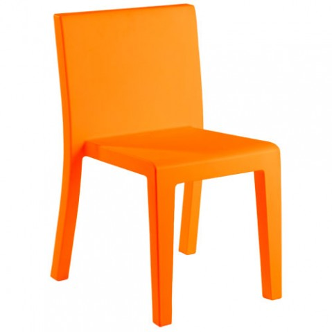 Jut Silla Vondom chaise orange