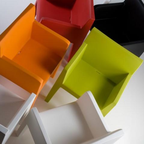 Jut Sillon Vondom fauteuil design prune