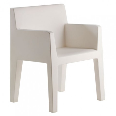 Jut Sillon Vondom fauteuil design blanc