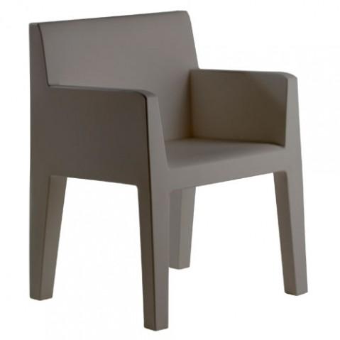 Jut Sillon Vondom fauteuil design gris