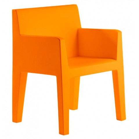 Jut Sillon Vondom fauteuil design orange