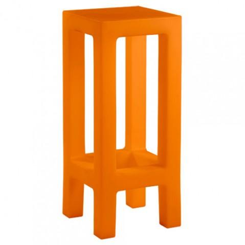 Jut Taburete Vondom tabouret de bar design orange