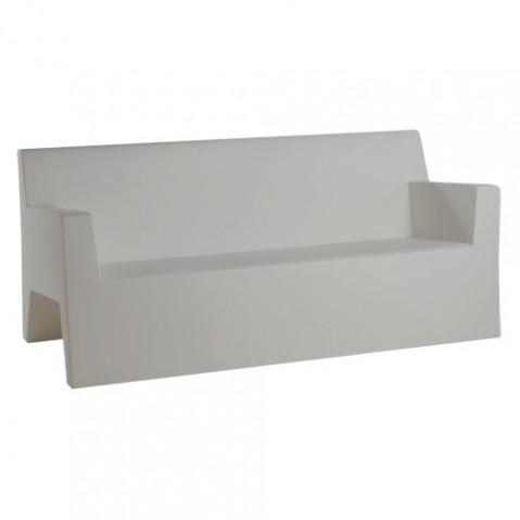 Jut Sofa Vondom Canapé Design Gris