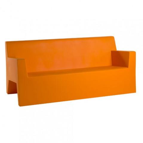 Jut Sofa Vondom Canapé Design orange