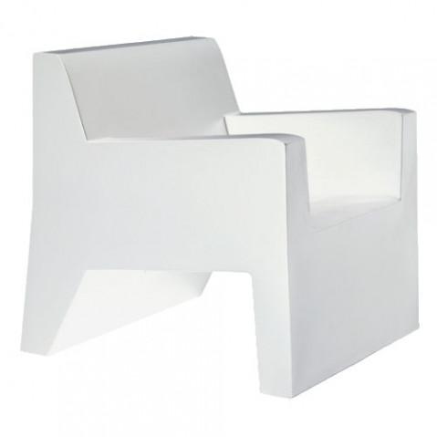 Jut Butaca Vondom Fauteuil Design blanc