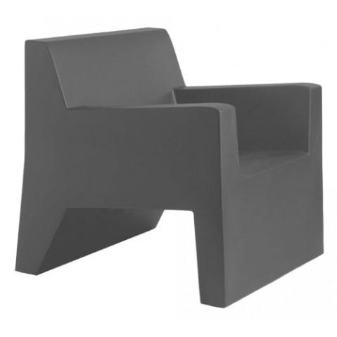 Jut Butaca Vondom Fauteuil Design gris