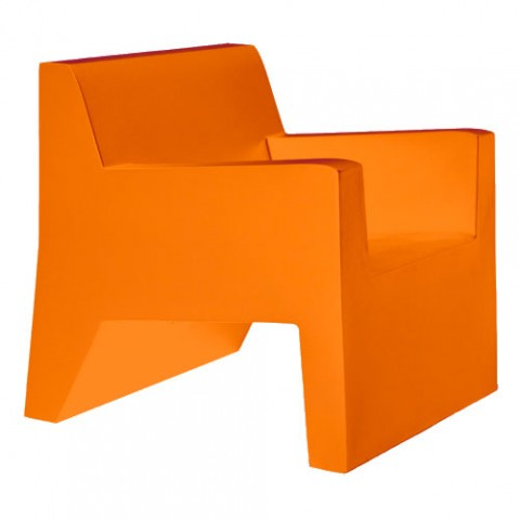Jut Butuca Vondom fauteuil design orange