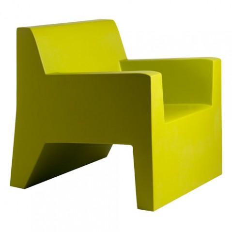 Jut Butaca Vondom Fauteuil Design vert