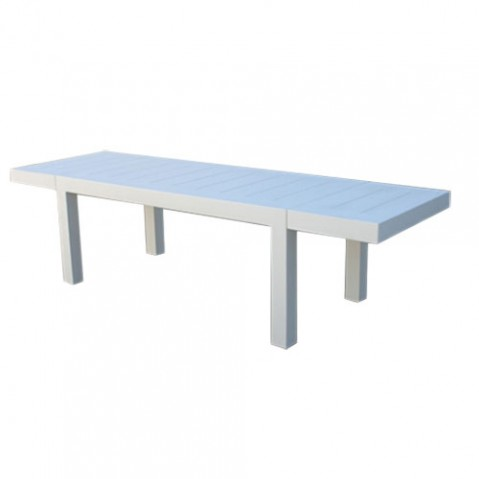 JUT MESA 280 - TABLE RECTANGULAIRE, 7 couleurs de VONDOM