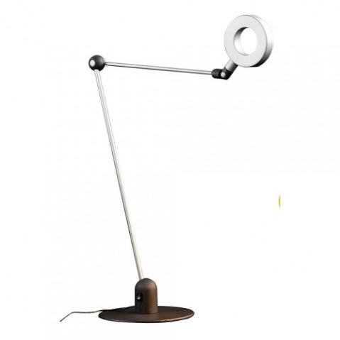L AMICA - LAMPE A POSER LED 9W, 2 couleurs de MARTINELLI LUCE