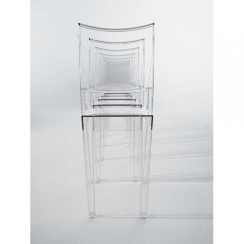 La Marie Chaise Design Kartell Transparent