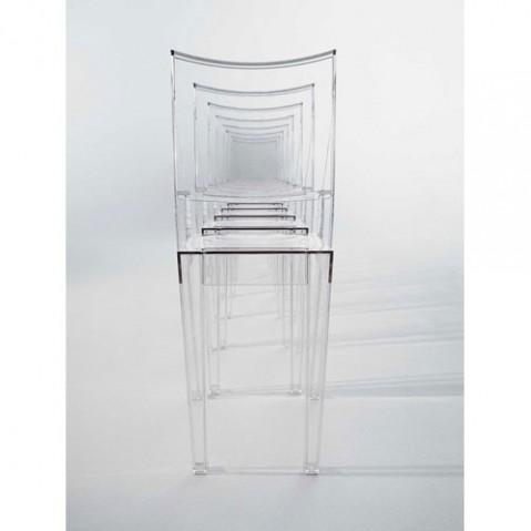 La Marie Chaise Design Kartell Transparent