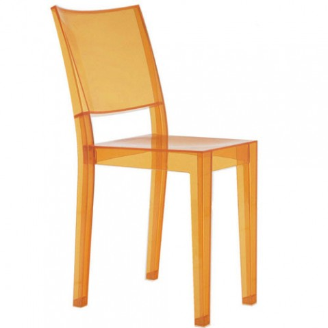 La Marie Chaise Design Kartell Orange