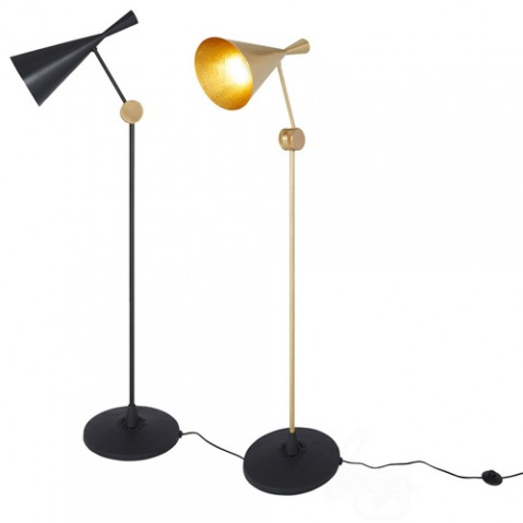 lampadaire beat light tom dixon laiton