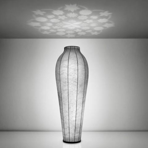 lampadaire chrysalis flos