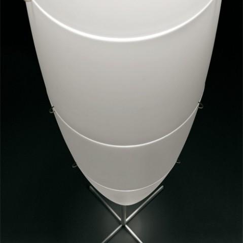 lampadaire havana variateur foscarini blanc