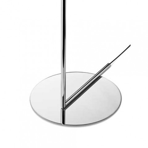 lampadaire ic f2 flos chrome