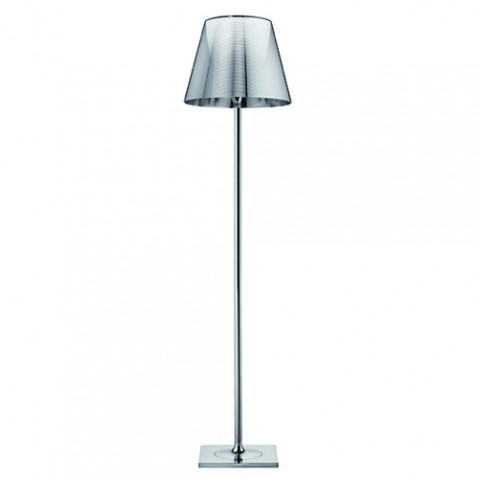 lampadaire ktribe f2 flos argent