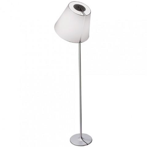 lampadaire melampo mega artemide aluminium