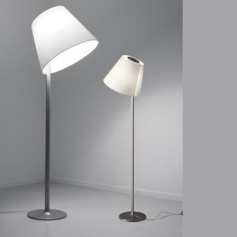 lampadaire melampo mega artemide bronze