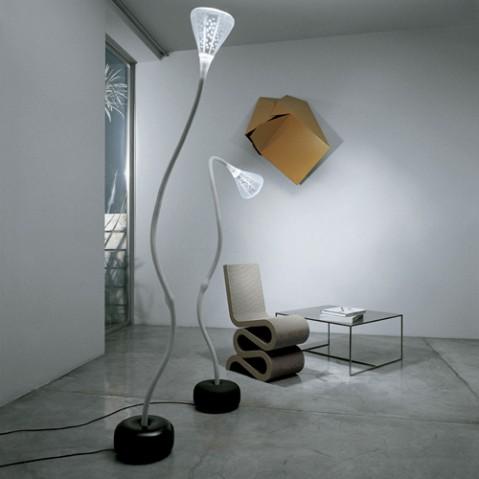 lampadaire pipe artemide