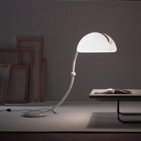lampadaire serpente martinelli luce