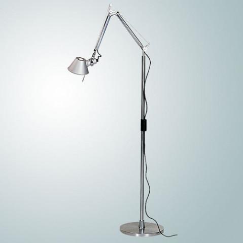lampadaire micro tolomeo led artemide