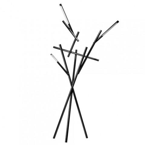 lampadaire tuareg foscarini noir