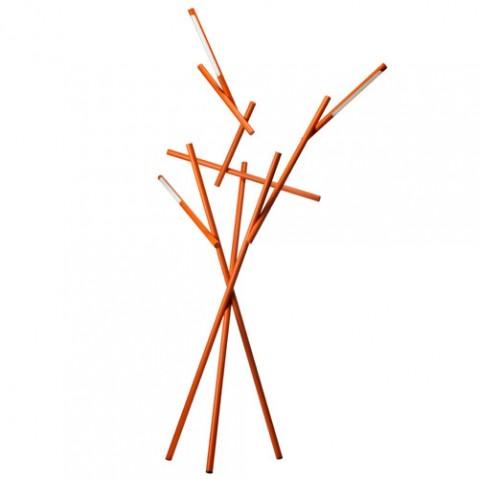 lampadaire tuareg foscarini orange
