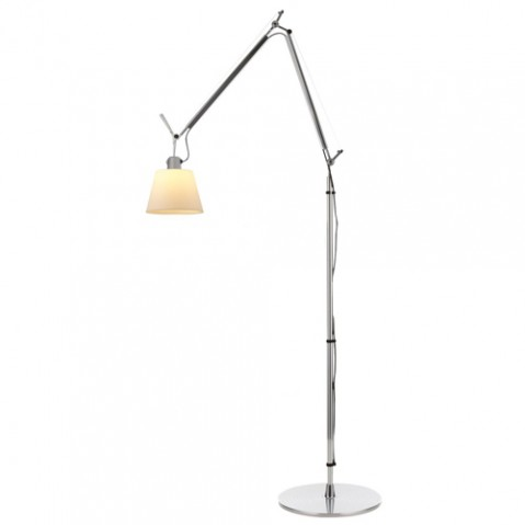 LAMPADAIRE TOLOMEO 2 Articulations, 2 couleurs de ARTEMIDE