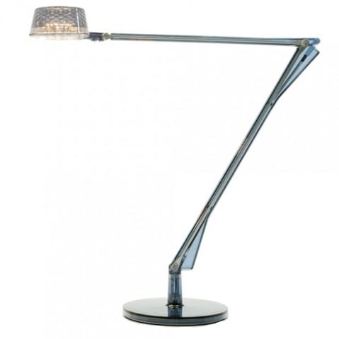 lampe poser aledin dec kartell bleu