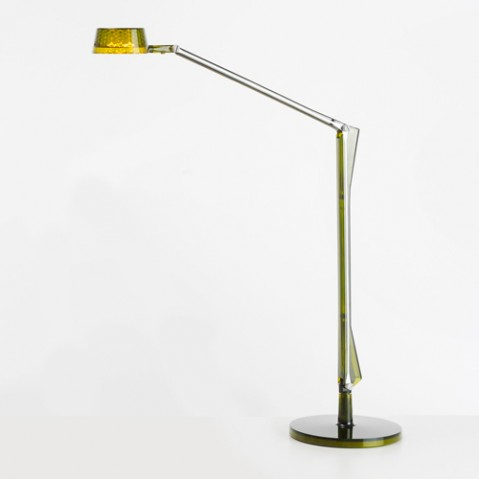 lampe poser aledin dec kartell vert