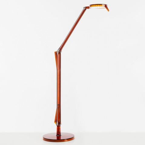 lampe poser aledin tec kartell ambre