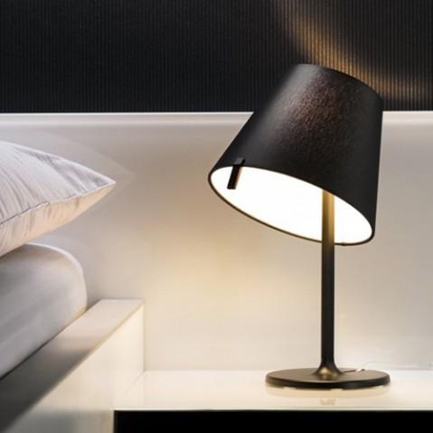 lamper poser melampo artemide bronze