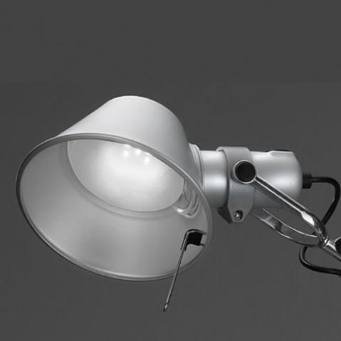lampe pince tolomeo micro pinza artemide led