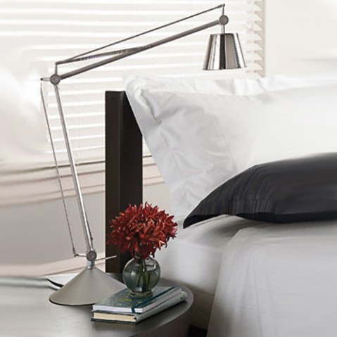 lampe poser archimoon k flos metachrylate