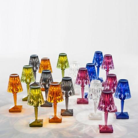 lampe poser battery kartell or