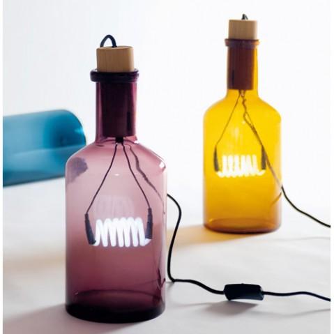 lampe poser bouche seletti violet