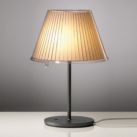lampe poser choose artemide parchemin
