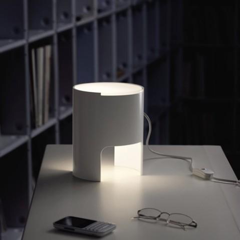 lampe poser civetta martinelli luce blanc