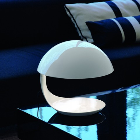 lampe poser cobra martinelli luce noir