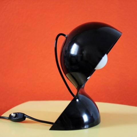 lampe poser dalu artemide noir