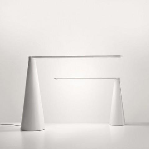 lampe poser elica 52 martinelli luce blanc